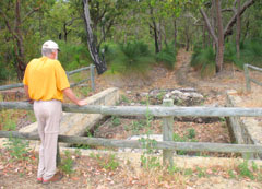 Duart Road Trigg Bushland stormwater drain w=240 h=173
