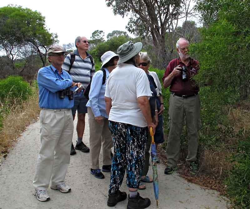 Trigg Bushland Walk in Western Australia